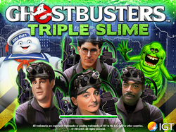 Ghostbusters Triple Slime Splash