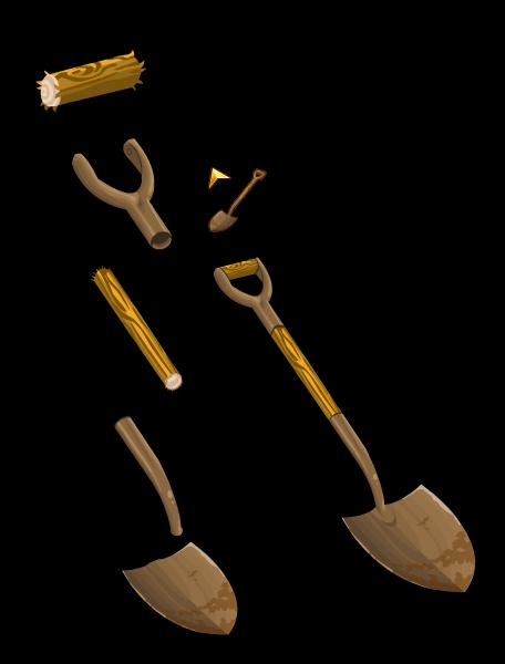 Shovel Tool Set