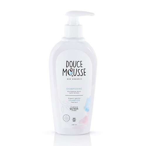 Shampoing Douce Mousse