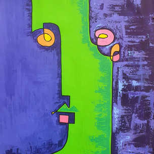 Greenman by Samuel Oni Balogun