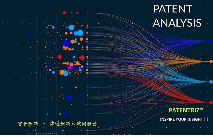 PATENTRIZ®  挖掘創新寶藏 - 專利檢索與分析 2021Q2