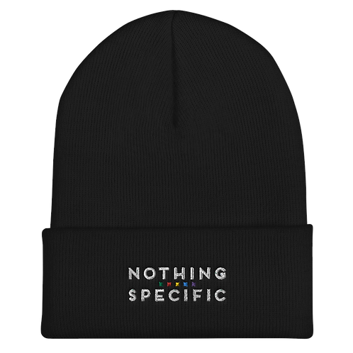 Nothing Specific Beanie