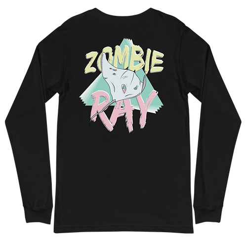 Zombie Ray Long Sleeve