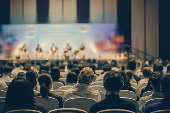 rear-view-audience-listening-speakers-st