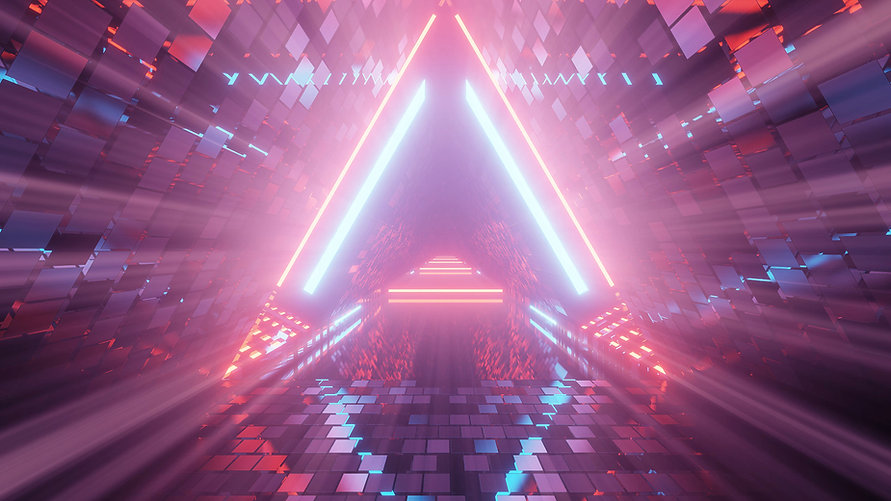portal-of-beautiful-neon-lights-with-glo