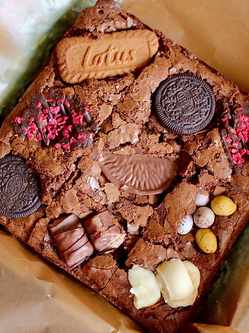 Surprise Variety Box of 9 Brownies