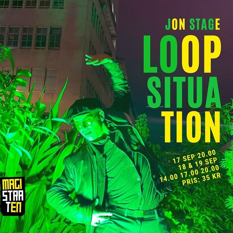 Jon Stage - Loop Situation