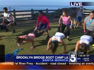Brooklyn Bridge Boot Camp Los Angeles