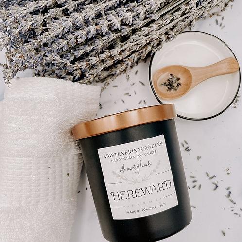 Kristen Erika + Hereward Farm Candle