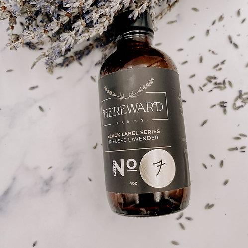 Black Label Series Potion #7 - Almond Oil + Lemongrass Verbena
