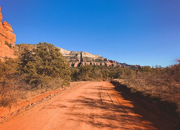 Take the Desert Path