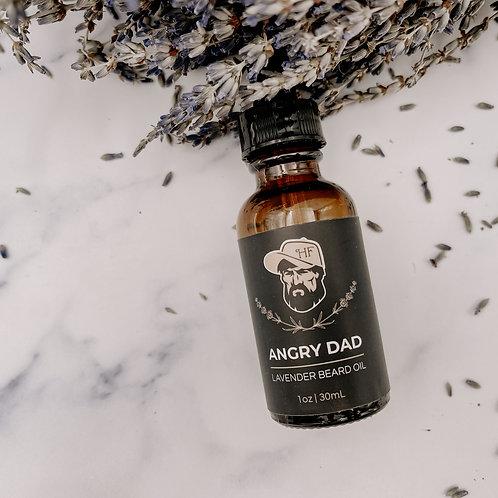 Angry Dad Beard Oil