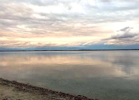 November Lake View