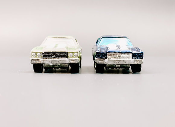 The Chevelle Twins