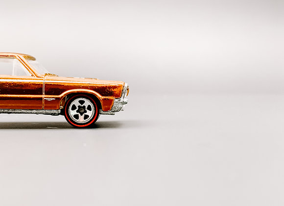 65 Pontiac GTO II (series)