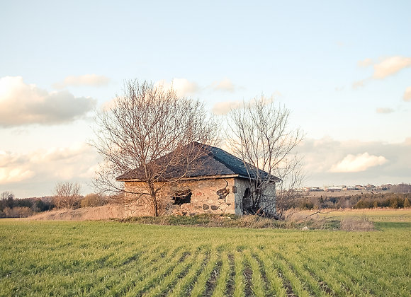 Abandoned House (series)