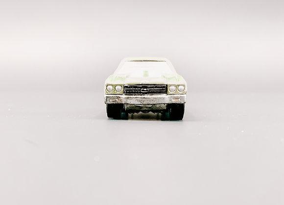 Yellow 70 Chevelle SS III (series)