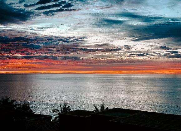 Mexico Sunrise I (series)