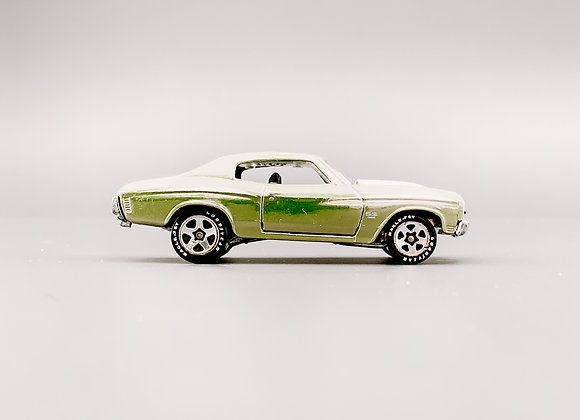 Yellow 70 Chevelle SS (series)