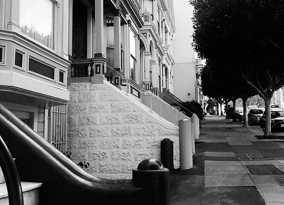 Entryways of San Francisco