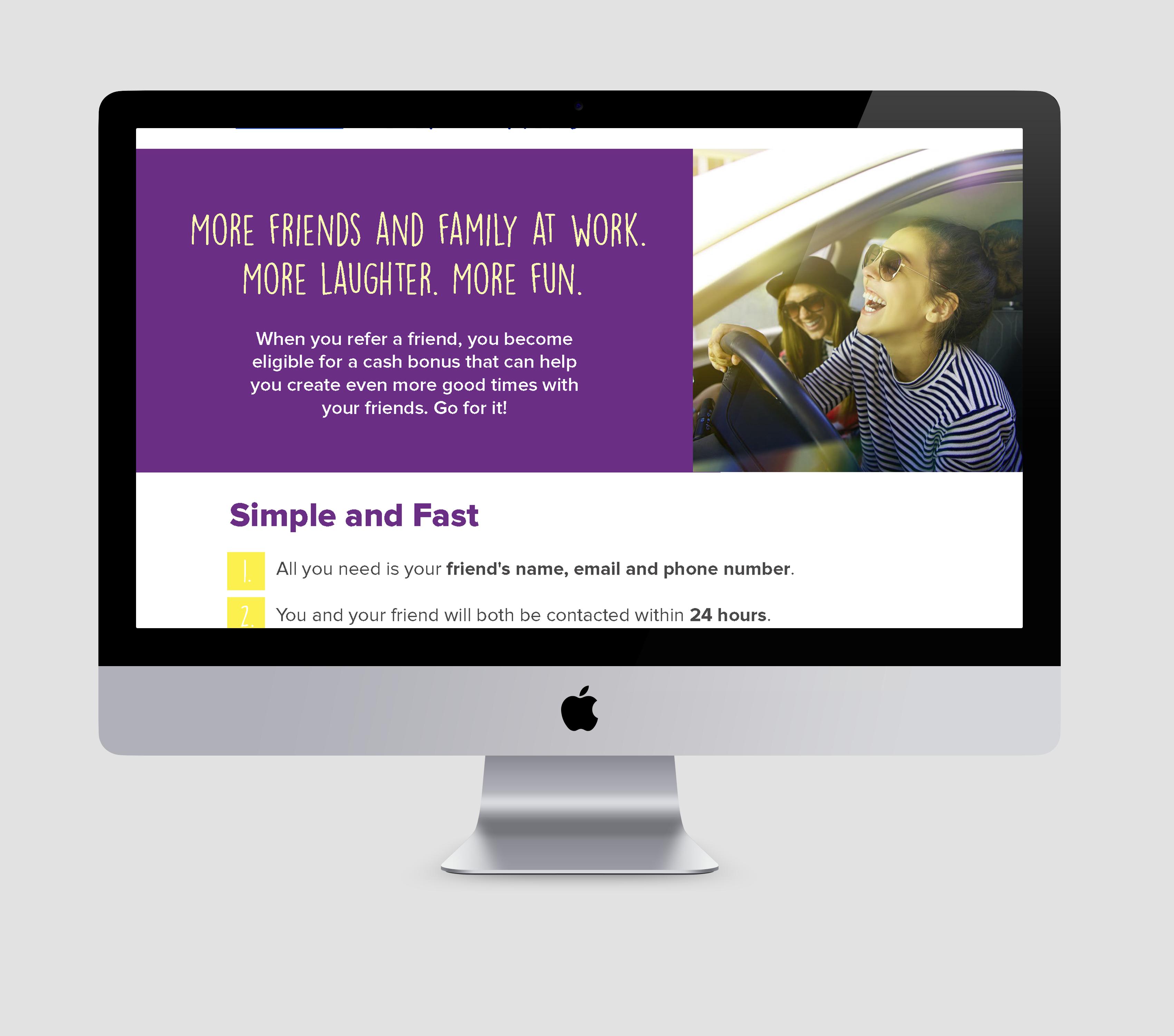Refer a Friend Online Sites