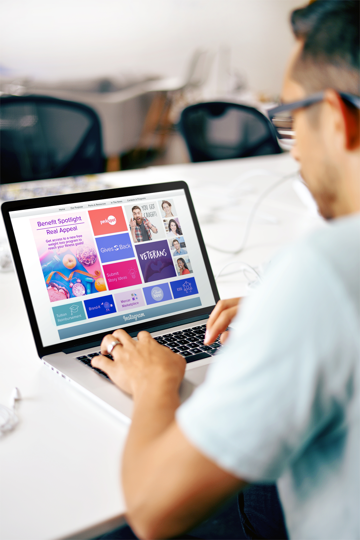 Employee Intranets and Microsites