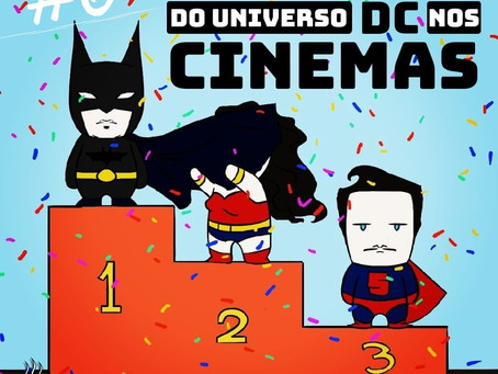 O Fracasso do Universo DC nos Cinemas | Café na Taverna #6