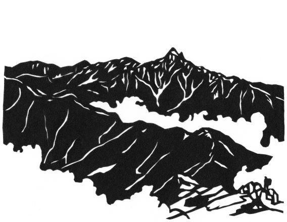 吉田博『高山の美を語る』