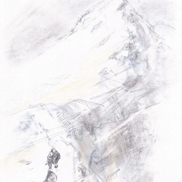 芳野満彦『山靴の音』