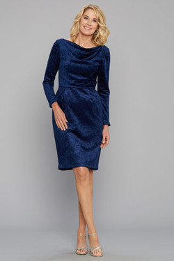 Siri Lincoln Center Dress (long)