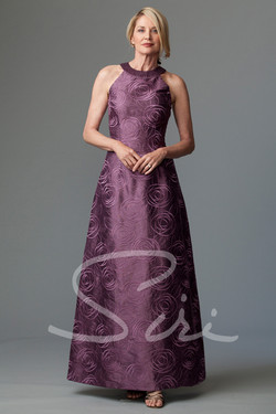 Siri Chateau Marmont Gown