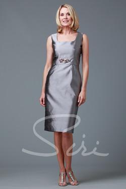 Siri Philippa Dress With Beads