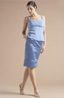 Siri Tuxedo Jkt, Double Slit Skirt
