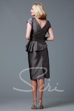 Siri  Dietrich Top / Back Slit Skirt (long)