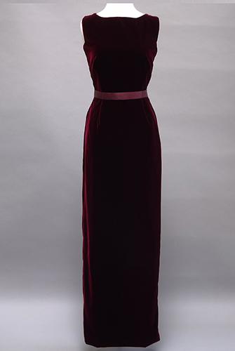 Siri Hepburn Velvet Gown