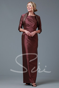 Siri Connie Francis Gown $897 Jacket $460