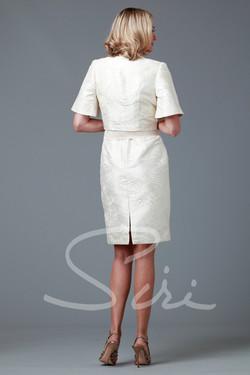 Siri Hepburn Dress + Jacket