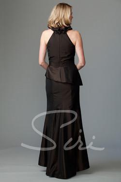 Siri Simone Gown