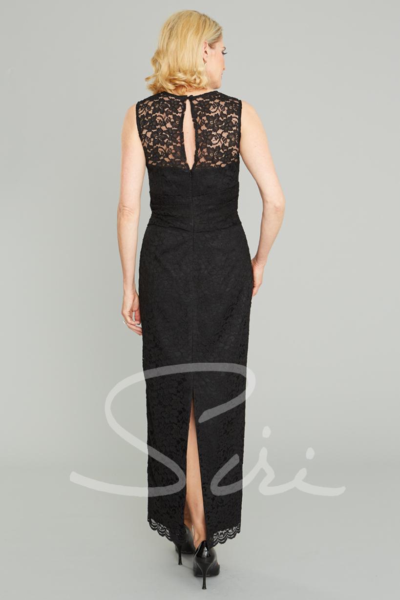 Siri Glissando Lace Gown