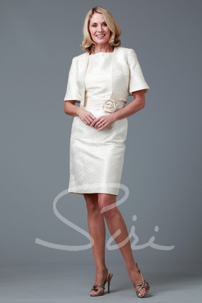 Siri Hepburn Dress  $483 /Jkt $437