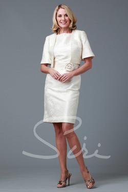 Siri Hepburn Dress  $483 /Jkt $437