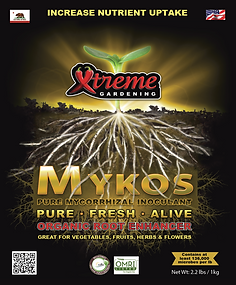 Mykos, Mycorrhizae, Mycorrhizal Fungi, mycorrhizal product, mycorrhizae product, mycorhzae for sale