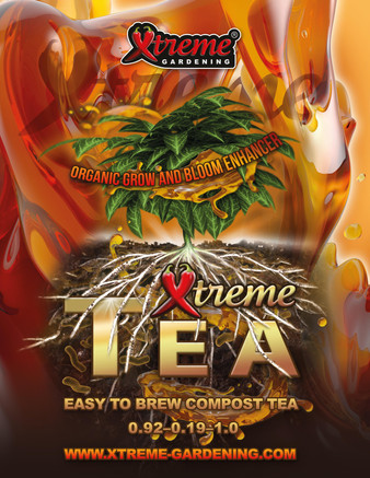 Beneficial Microbial Compost Tea
