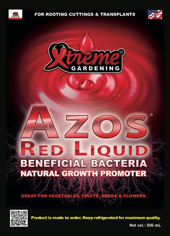 AZOS Red Liquid Now Available!