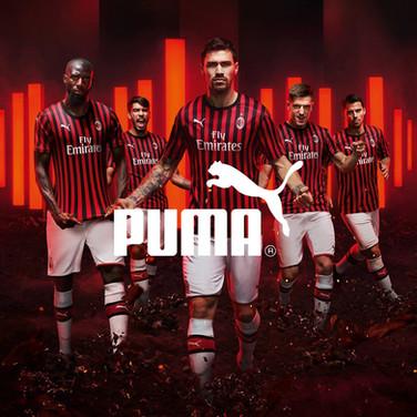 Click to our Puma teamwear range
