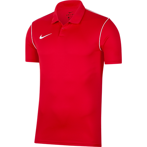 NIKE PARK 20 POLO RED