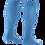 Thumbnail: NIKE CLASSIC II SOCK SKY BLUE
