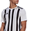 Thumbnail: AC TRAINING ADIDAS STRIPED 21 JERSEY WHITE/BLACK