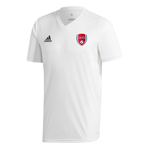 EASTS FC ADIDAS TABELA 18 JERSEY WHITE