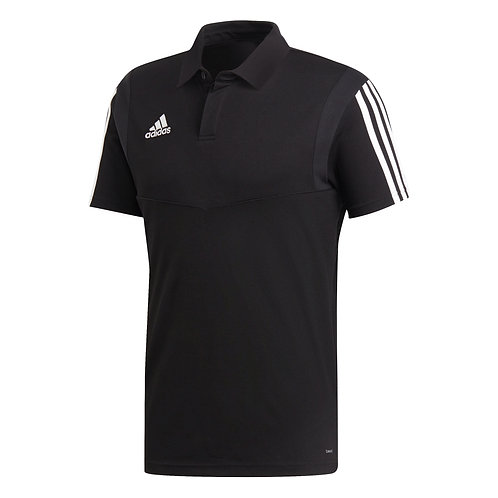 ADIDAS TIRO19 CO POLO BLACK